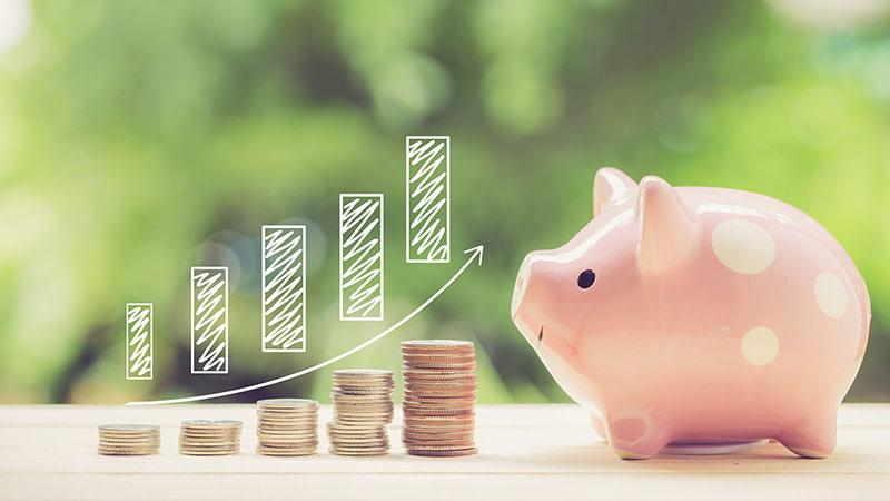 老後資金の対策と4つの収入